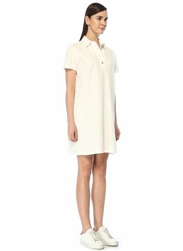 Beymen Collection Elbise Beyaz